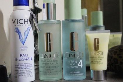 produtos de cuidado com a pele